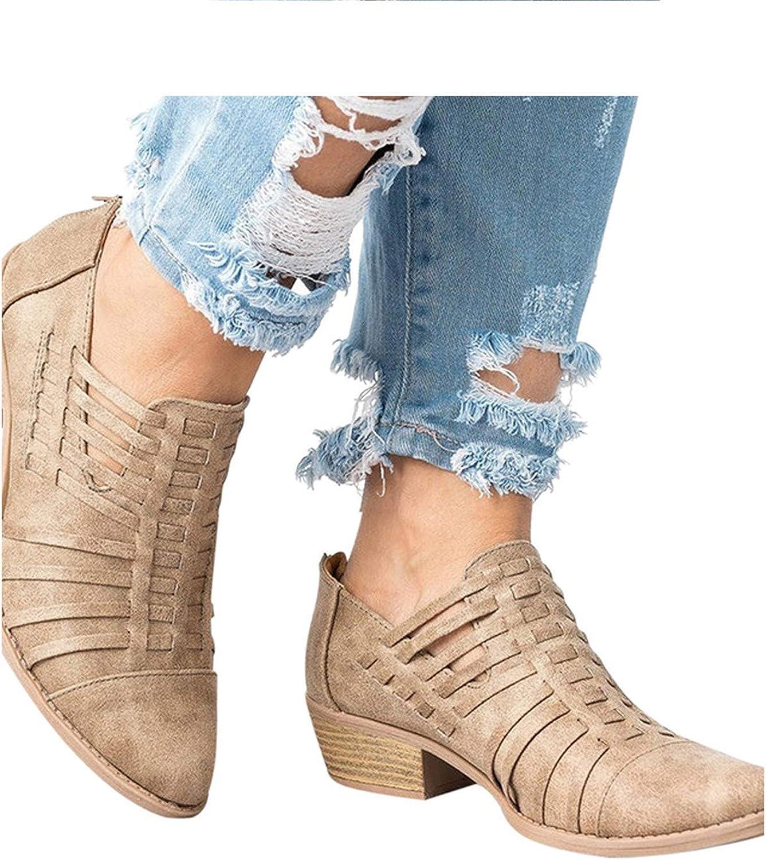 Women Sandals Peep Toe Lady Sandals Casual shoes Faux Suede Blo Heels shoes Hollow Sandals