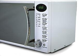 Russell Hobbs microondas digitales, simple de 17 litros, RHM1714R (blanco)