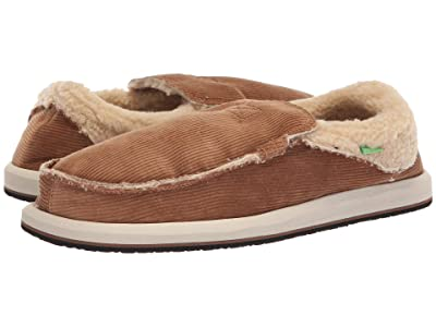 Sanuk Chiba Chill (Light Brown) Men