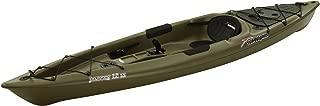 Sun Dolphin Journey 12-Foot Sit-on-top Fishing Kayak