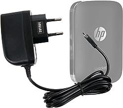 DURAGADGET Cargador (2 Amperios) para Impresora fotográfica portátil HP Sprocket | Polaroid Zip - con Conexión Micro USB Y Enchufe Europeo De Pared - Certificado por La CE