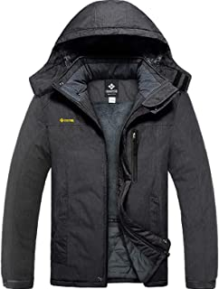 slim fit ski jacket