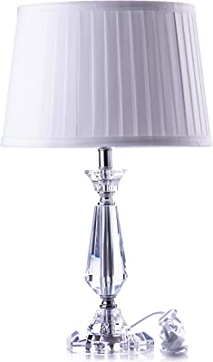 Rubi by Röpheys - Lampada da tavolo in cristallo, Rubi Kristalllampe, E27
