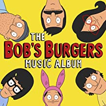 """The Bob`s Burgers Music Album (3 LP + 7"""", Colored Vinyl, Limited Edition, Includes Download Card)"""