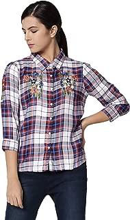 DJ & C By FBB Yarn Dyed Checks Shirt