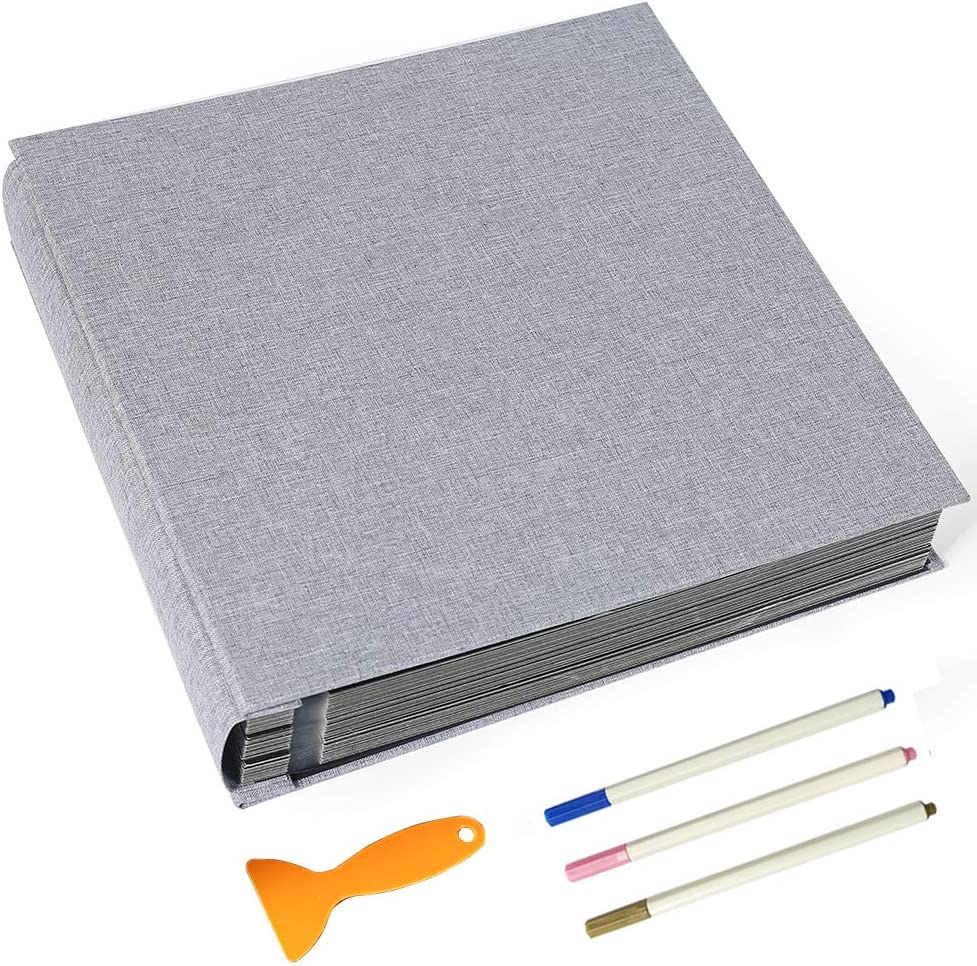 Vienrose Photo Album Free shipping Self New color Adhesive 4x6 3x5 5x7 8.5x11 Scrapbook