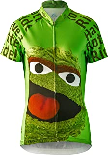 oscar grouch cycling jersey
