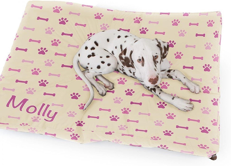 compra en línea hoy Rucomfy Bean bags - Cama para para para Perro, de Gamuza sintética, 75 x 60 x 15 cm, Color Crema  venta al por mayor barato