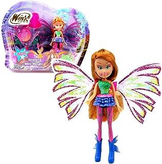 Winx Club - Sirenix Mini Magic - Flora Doll with Transformation
