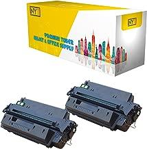 New York Toner TM New Compatible 2 Pack Q2610A High Yield Toner for HP - Laser Jet: LaserJet 2300 | LaserJet 2300d | LaserJet 2300dn | LaserJet 2300dtn | LaserJet 2300L | LaserJet 2300n. --Black