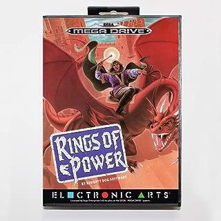 rings of power sega mega drive