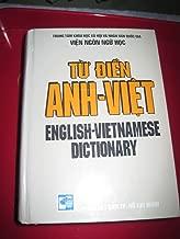 Tu Dien Anh-Viet-English-Vietnamese Dictionary