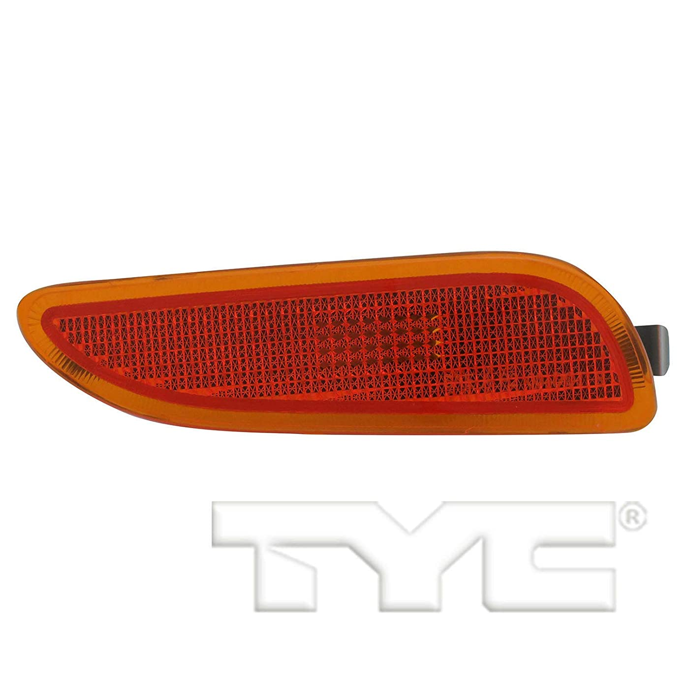 TYC 18-0741-01-1 Replacement Front_Right Side Marker for Mercedes-Benz