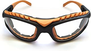 TROOPS BBQ Grilling Goggles, Orange
