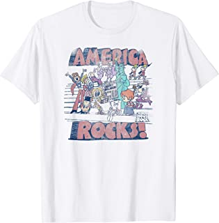 Schoolhouse Rock America Rocks T-shirt