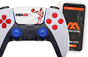 $169 » Sponsored Ad - NBA PS5 Smart Rapid Fire DualSense Custom Modded Controller All Shooter Games & More