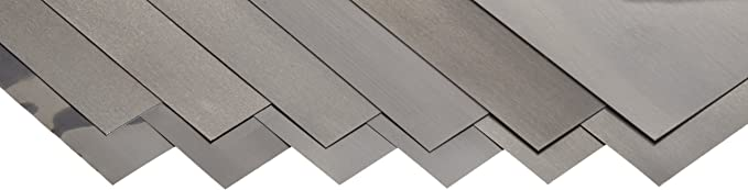 0.125 Thickness AISI 1008//AISI 1010 Pack of 10 Matte Finish Hard Temper 1008//1010 Carbon Steel Notched Shim 2-3//4 OD 2 ID