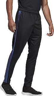 blue adidas training pants