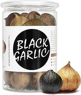 Best RioRand Black Garlic 320g Whole Black Garlic Aged for Full 90 Days Black Garlic Jar 0.7 Pounds Reviews