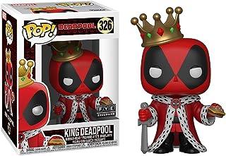 Funko Pop: King Deadpool Vinyl Bobble Head - FYE Exclusive