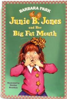 Junie B Jones, Books 1-3 Set (Smelly Bus; Little Monkey Business; Big Fat Mouth)