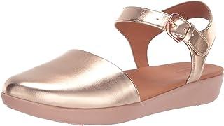 FitFlop COVA II CLOSED-TOE SANDALS womens Ballet Flat
