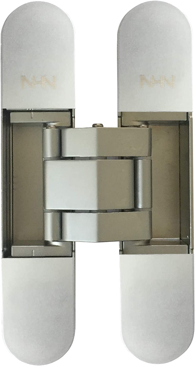 Sale price KT3D-140 Invisible Hinge Set of Two 2 High quality Doors to Up Co 132lbs.