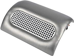Nagel Ventilator Stof verzamelaar Nagel Stofzuiger-afzuigmachine voor acrylnagels en polynagelverlengingsgel, professionel...