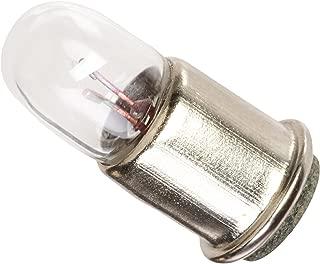 Eiko 338 2.7V .06A T1-3/4 Midget Flange Base Halogen Bulbs