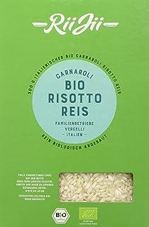 RiiJii Bio Risotto Reis Carnaroli, 500 g 2933