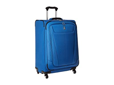 Travelpro Maxlite(r) 5 25 Expandable Spinner (Azure Blue) Luggage