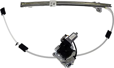 Dorman 748-568 Rear Passenger Side Power Window Regulator and Motor Assembly for Select Jeep Models