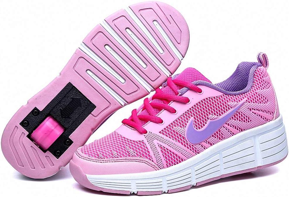 Miarui Roue Chaussures de Sport Chaussures de Skate à roulettes ...