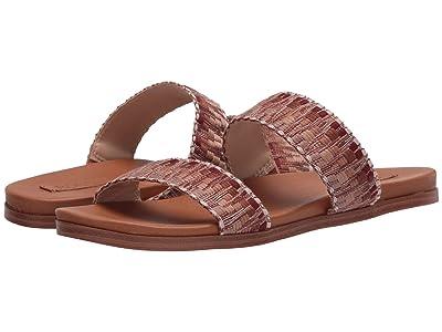 Roxy Charity Sandals (Blush) Women