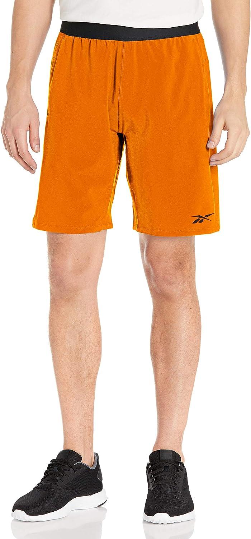Reebok Men's Training Supply Shorts Max 56% OFF Speedwick Mail order Speed
