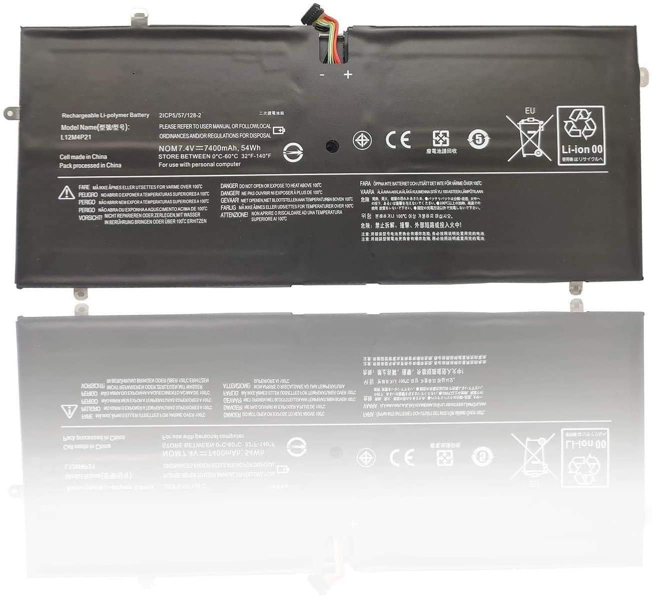 Batterymarket L12M4P21 Replacement Ranking TOP19 Laptop Compatible wit Battery Popularity