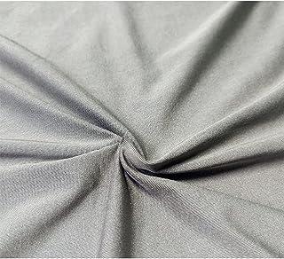 PHBSF Tissu Emf Faraday, Emi, RF & RFID Tissu De Blindage, Fibre d'argent, Protection Contre La Radioprotection/Blocage De...