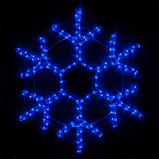 Best hanging snowflake lights outdoor Reviews