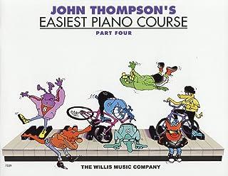 トンプソン : ピアノ入門教本 第4巻/ウィリス・ミュージック社