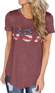 wine flag tshirt
