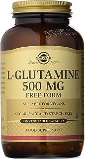 Solgar L-Glutamina Cápsulas vegetales