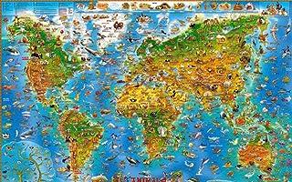 QIDI 300500 Adult Puzzle 10002000