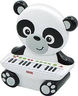 Panda Teclado com 25 Teclas Fisher Price Branco