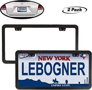 Best georgetown university license plate frame Reviews