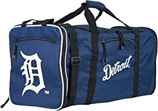"""The Northwest Company Officially Licensed MLB Detroit Tigers Steal Duffel Bag, 28"""" x 11"""" x 12"""""""