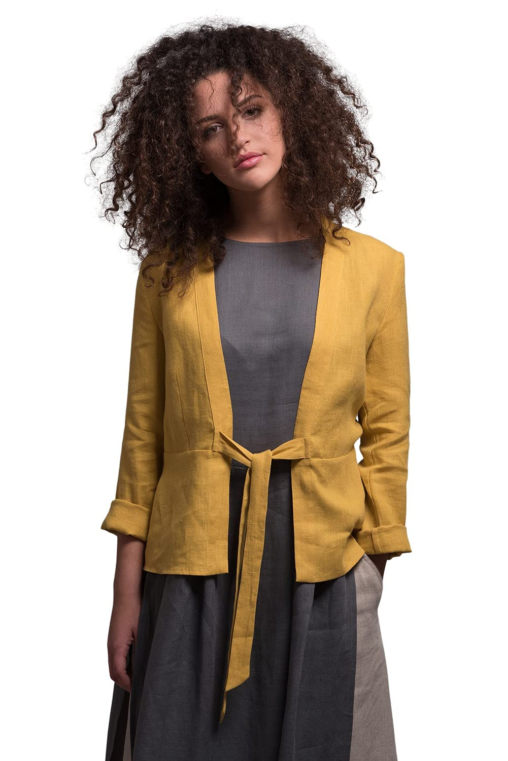 Short Linen Jacket TIX with long Weekly update Size Petite Super Special SALE held Plus sleeves -