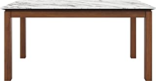 Best marble top rectangular dining table Reviews