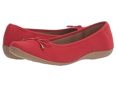 Soft Style Heartbreaker (Red Knit) Women
