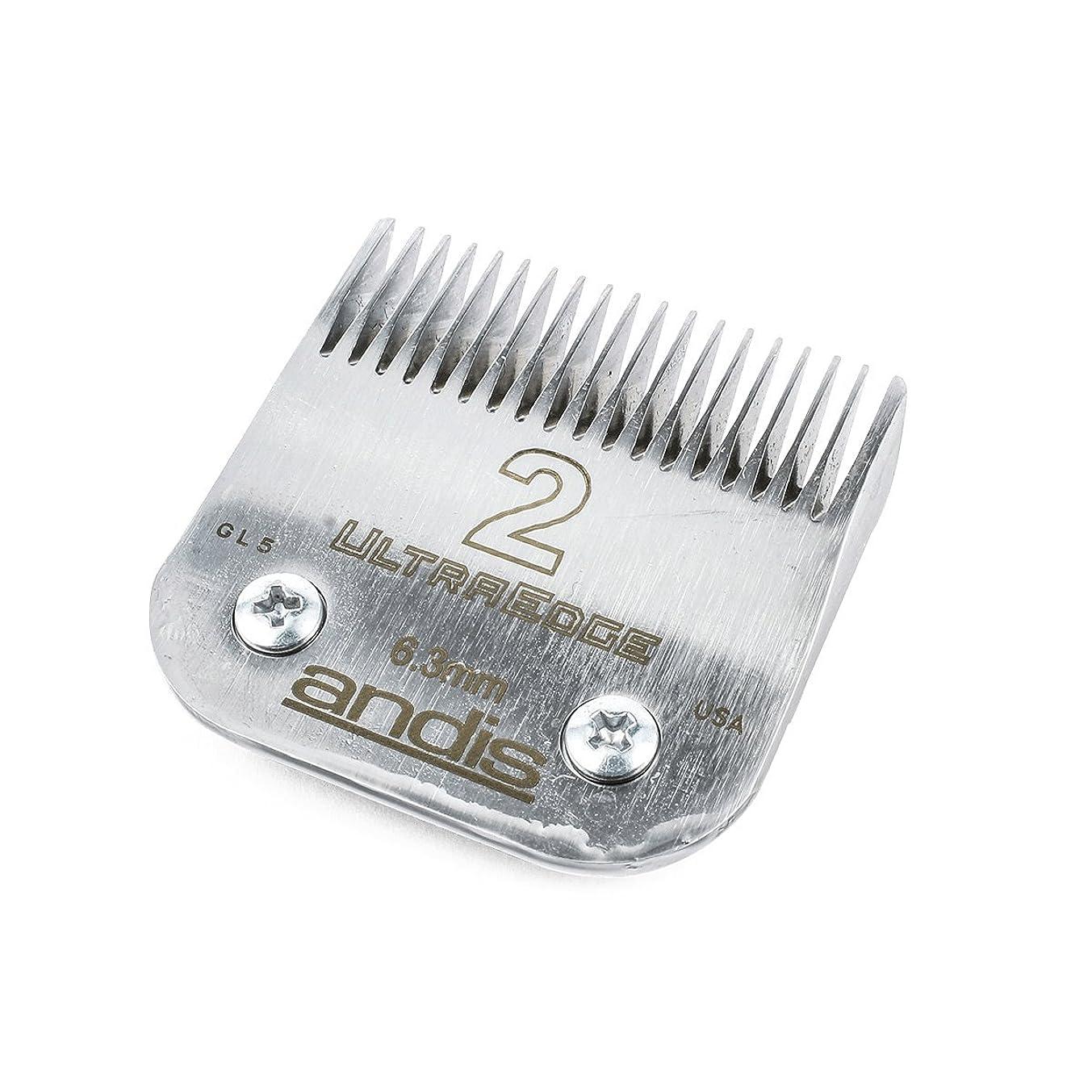 アンディス 64078 ウルトラエッジ 2 ブレード 6.3mm[海外直送品] [並行輸入品]