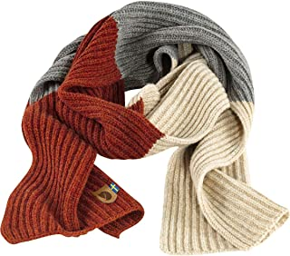 FJALLRAVEN Re-Wool Scarf Bufanda, Unisex Adulto, marrón, Talla Única